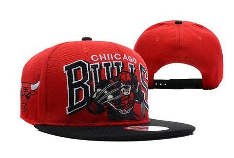 Chicago Bulls NBA Snapback Hat TY003